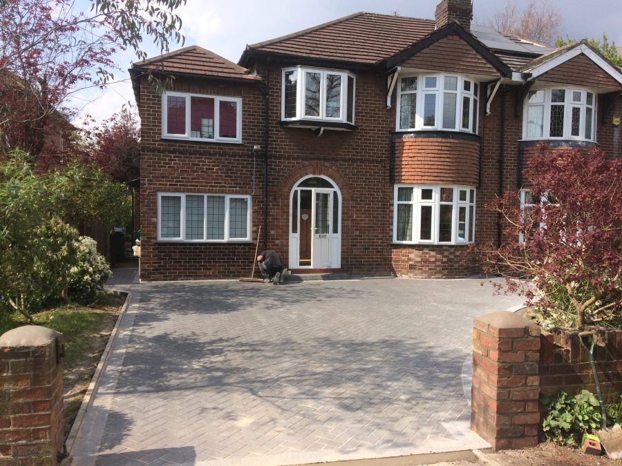 Local installers of Driveways